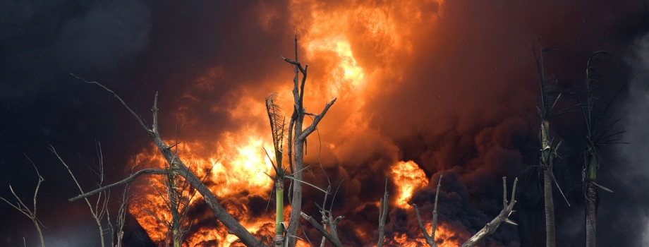 Shale Field Fires & Explosions: Oil and Gas Injury