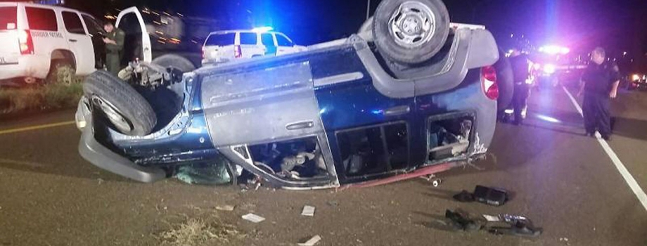 Rollover Accidents Still Account For 33% of Passenger Deaths