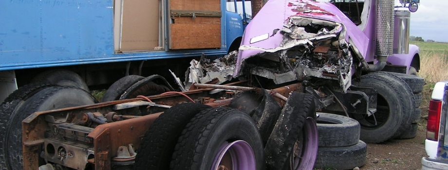 Study Provides Guidance for Limiting Semi Truck Accidents
