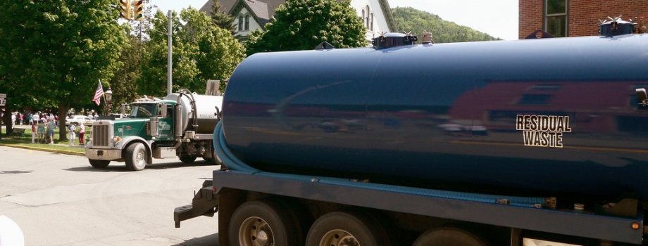 Fracking Truck Accidents & Injury