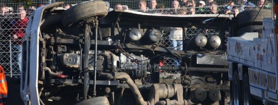 Tractor Trailer Accidents: Injuries Involving Semi Trucks