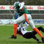 football action preventing brain injury