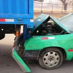 Underride Motor Vehicle Car Accident