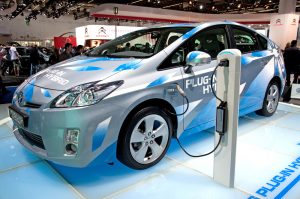 Electric Vehicle Accidents