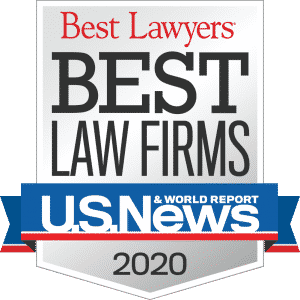Best Lawyers Best Law Firms 2020 U.S. News & World Report