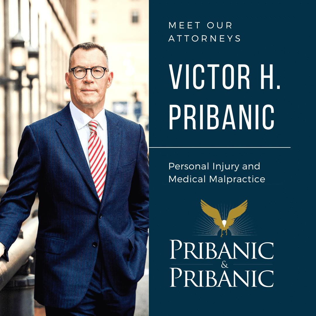 Medical Malpractice Lawyer Victor Pribanic