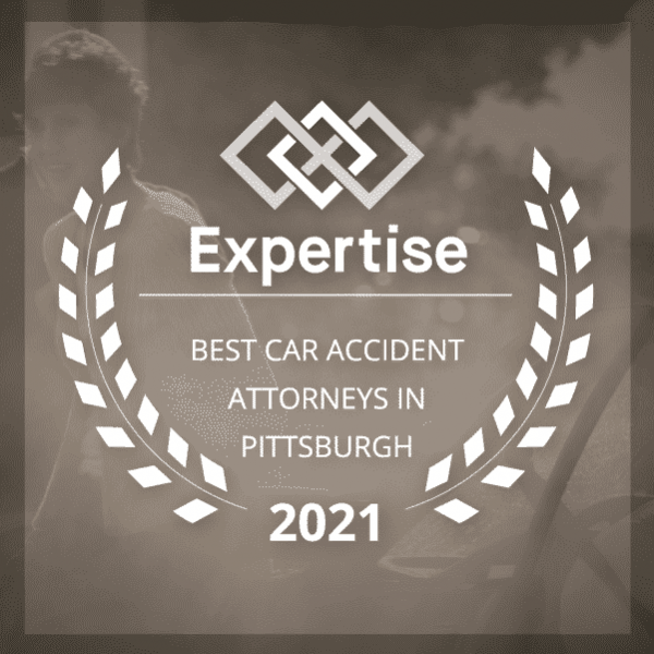 2021 Car Accident Lawyer Award
