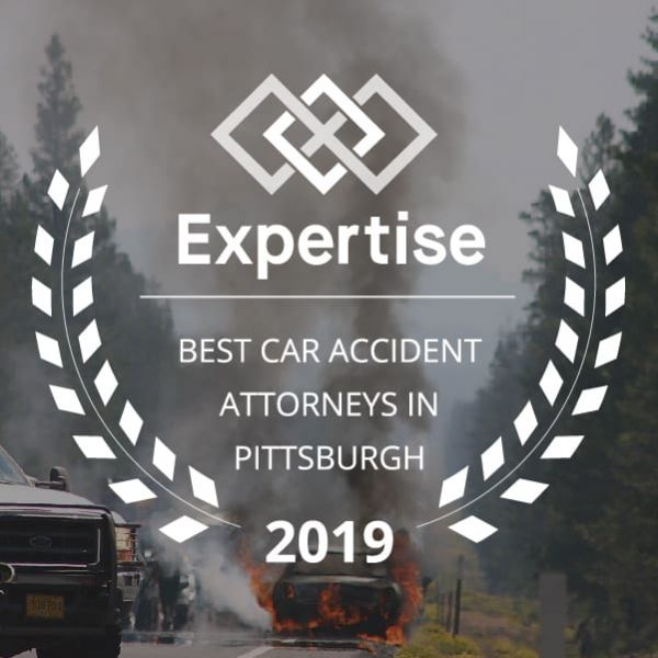Pribanic Ranked Best Car Accident Attorneys in Pittsburgh 2019