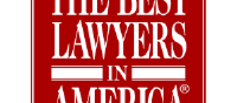pribanic & pribanic best lawyers in america logo