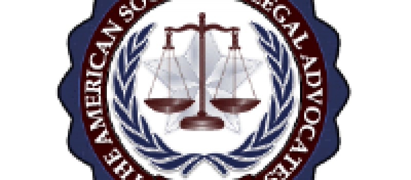 pribanic & pribanic the american society of legal advocates logo