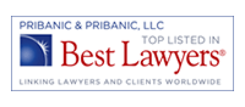 pribanic & pribanic top listed best lawyers pittsburgh 2015 logo